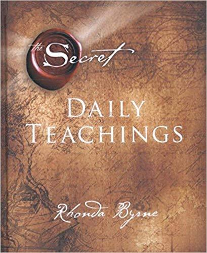 The Secret Daily Teachings (Revised & Updated) by BYRNE RHONDA