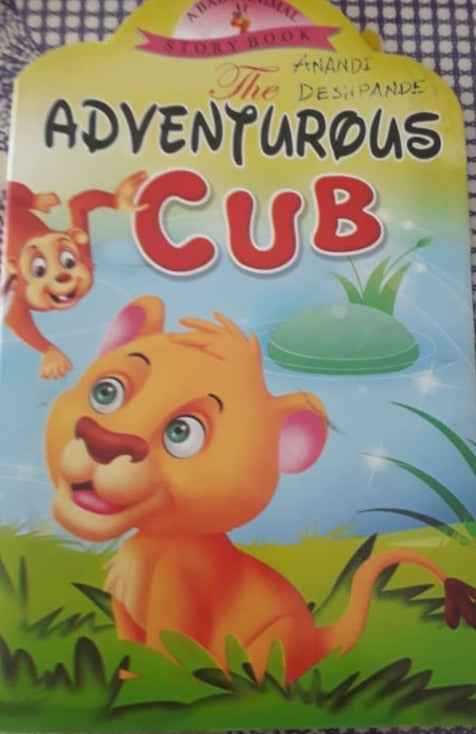 A Baby Animal Story Book - The Adventurous Club
