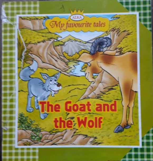 Alka - My Favourite Tales - The Goat and the wolf