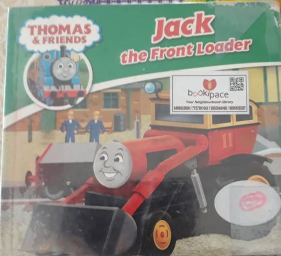 Thomas & Friends - Jack the Front Loader