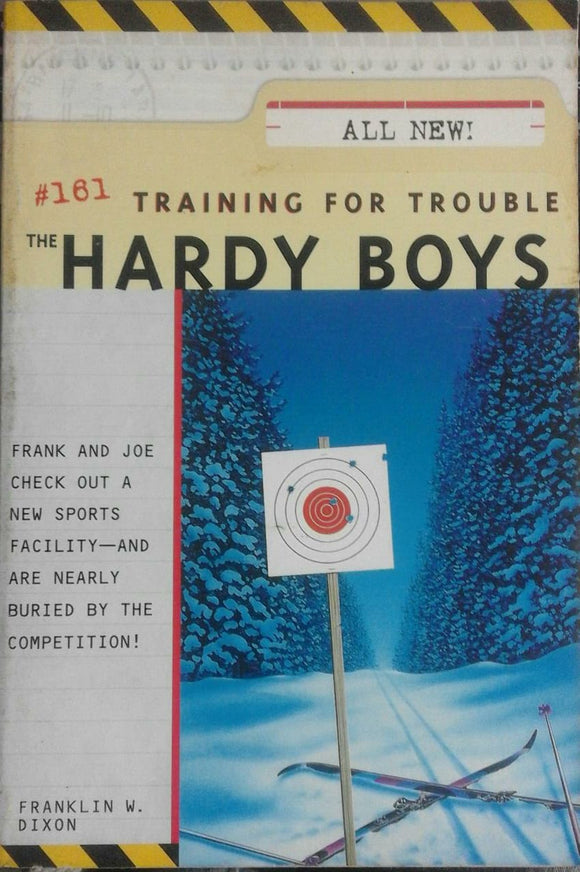 Training For Trouble ( Hardy Boys ) By Franklin W Dixon