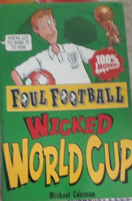 Foul Football Wicked World Cup