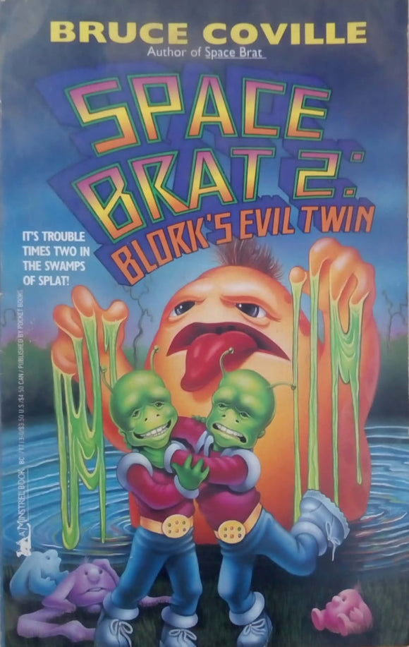 Blork's Evil Twin by Bruce Coville