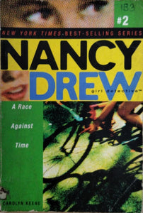 Nancy Drew : A Race Against Time By Carolyn Keene