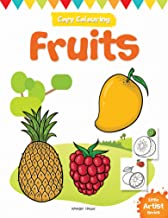 Copy Colouring Fruits