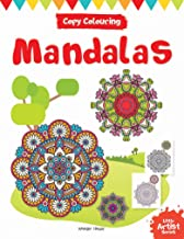 Copy Colouring Mandalas
