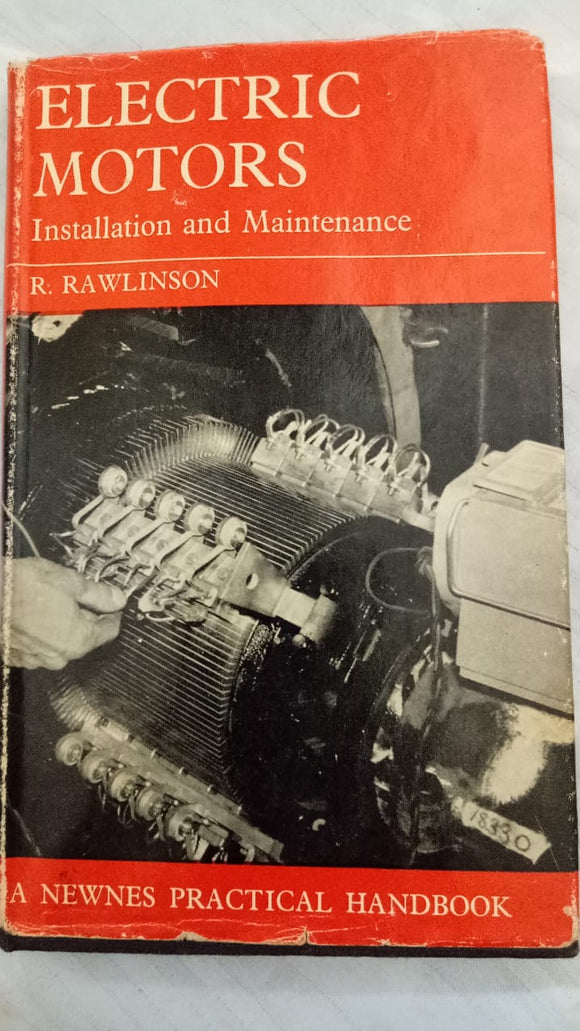 Electronic Motors by R. RAWLINSON