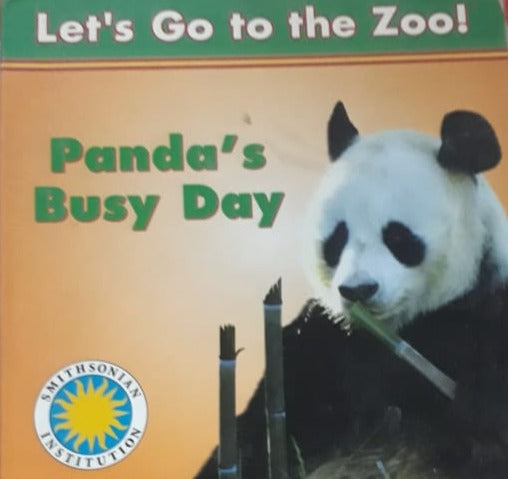 Let' Go to the Zoo - Prada's Busy Day