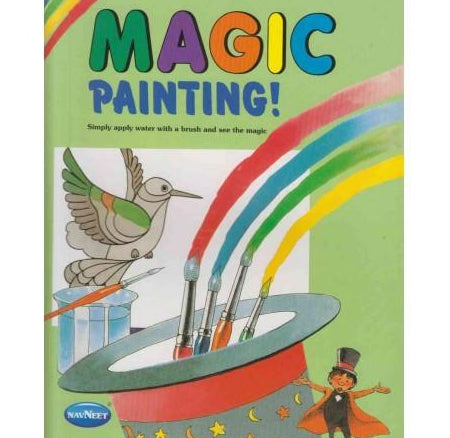 Magic Painting 3  by Navneet E Limited
