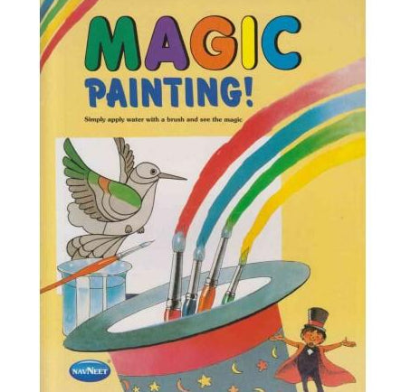 Magic Painting 4  by Navneet E Limited
