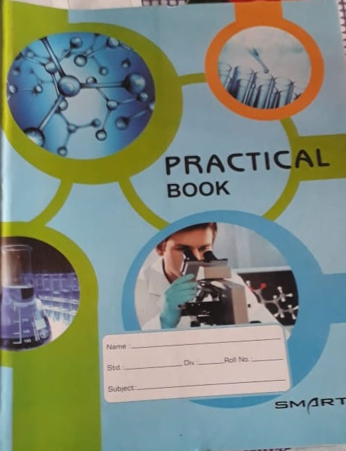 Science Practical Note Book - Not at all used