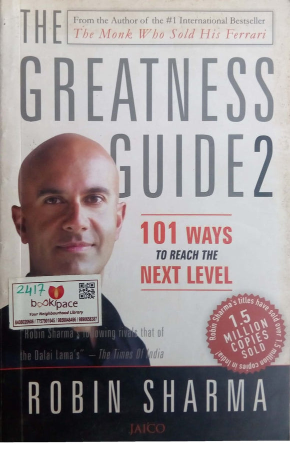 The Greatness Guide 2 by Robin S. Sharma