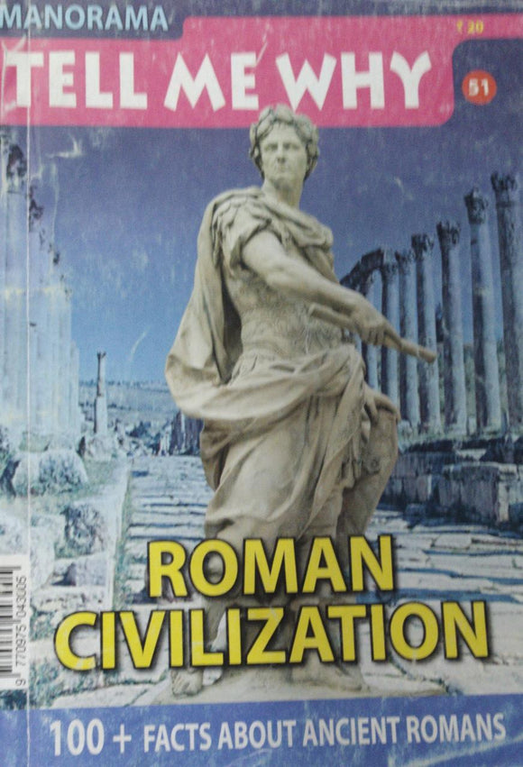 Tell Me Why Roman Civilization