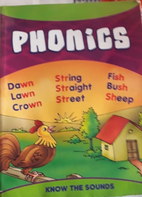 Phonics Know the Sounds