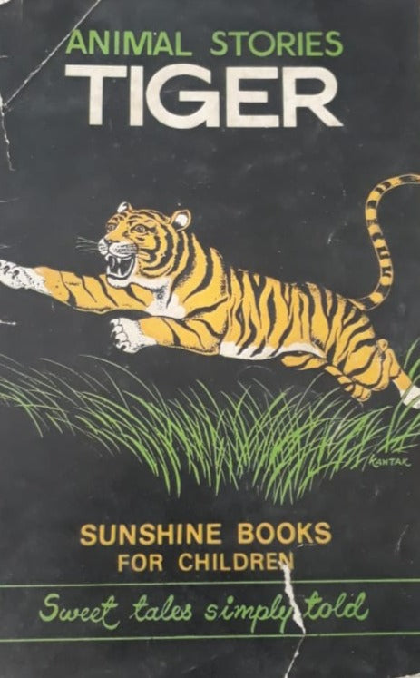Animal Stories Tiger - Sunshine books for children