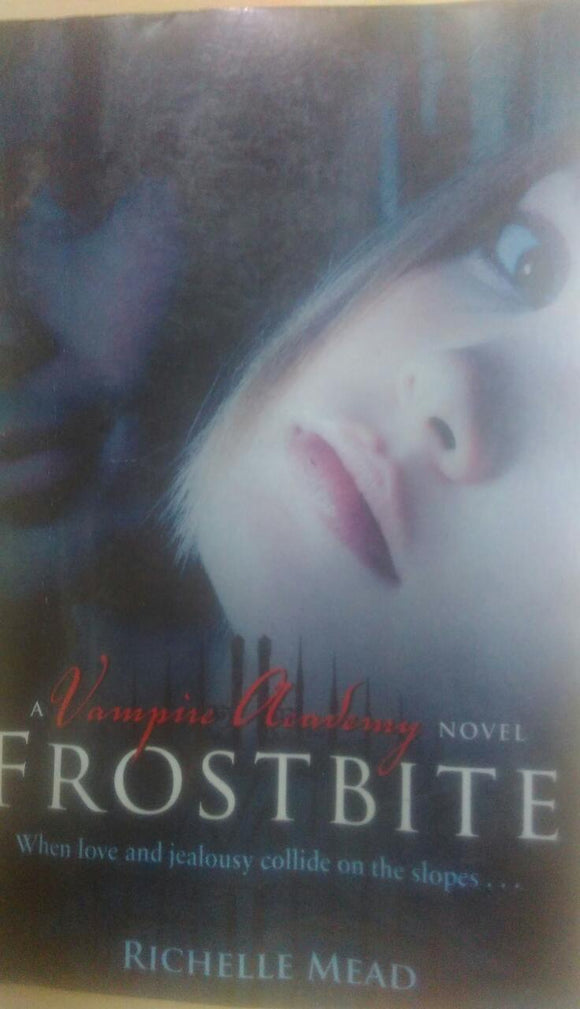 Frostbi by richelle mead