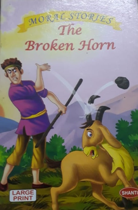 moral stories - The Broken Horn