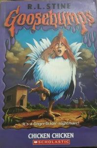 Goosebumps - It is Finger licking Night Mare By R.L Stine
