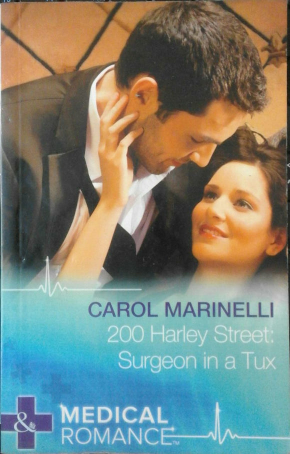 Carol Marinelli By Mills & Boon