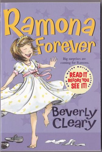Ramona Forever By by Beverly Cleary