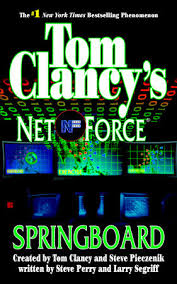 Net Force Springboard (The # 1 Bestselling), By Tom Clancy's