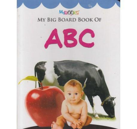 A big board book of ABC