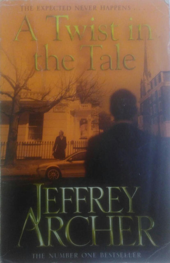 A Twist In The Tale, By Jeffrey Archer