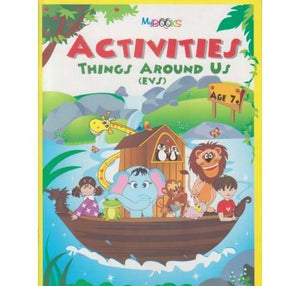 Activities Things Around Us (EVS) Age 7+