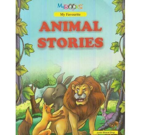 Animal Stories by Jyothi Bharat Divgi