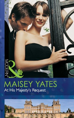 At His Majesty's Request by Maisey Yates