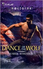 Dance Of The Wolf by Karen Whiddon