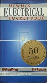 Newnes Electrical Pocket Book (Newnes Pocket Books) by E A Reeves
