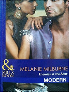Enemies at the Altar (Mills and Boon Modern) by Melanie Milburne