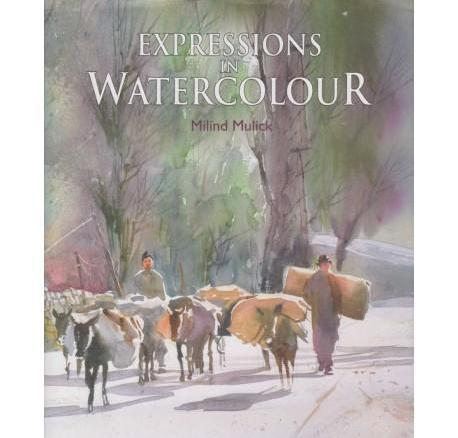 Expressions In Watercolour by Milind Mulick