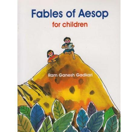 Fables Of Aesop For children by Ram Ganesh Gadkari