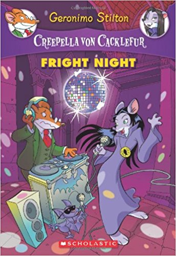 Creepella Von Cacklefur - 5 Fright Night: 05 (Geronimo Stilton)