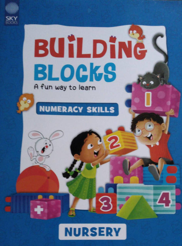 Building Blocks Numeracy Skills Nursery