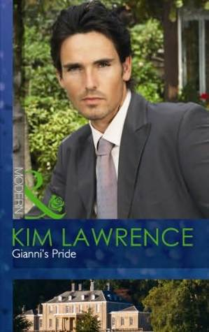 Gianni's Pride by Kim Lawrence