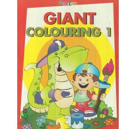 Giant Colouring 1