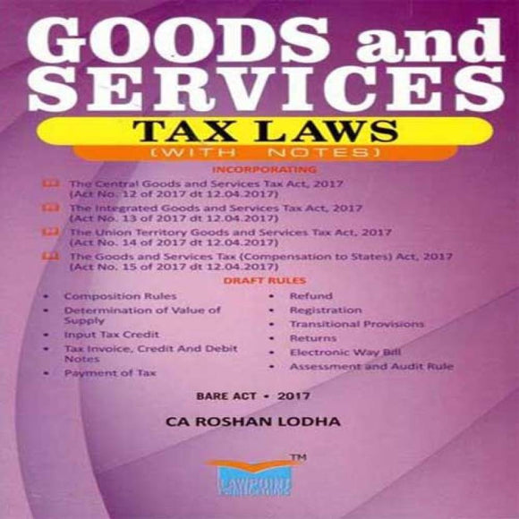 Good and services Tax Laws