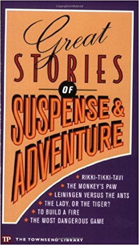 Great Stories Of Suspense & Adventure by Rudyard Kipling