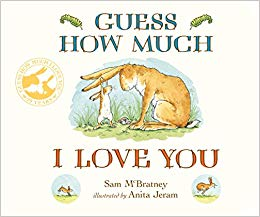 Guess How Much I Love You by by Anita Jeram, Sam McBratney