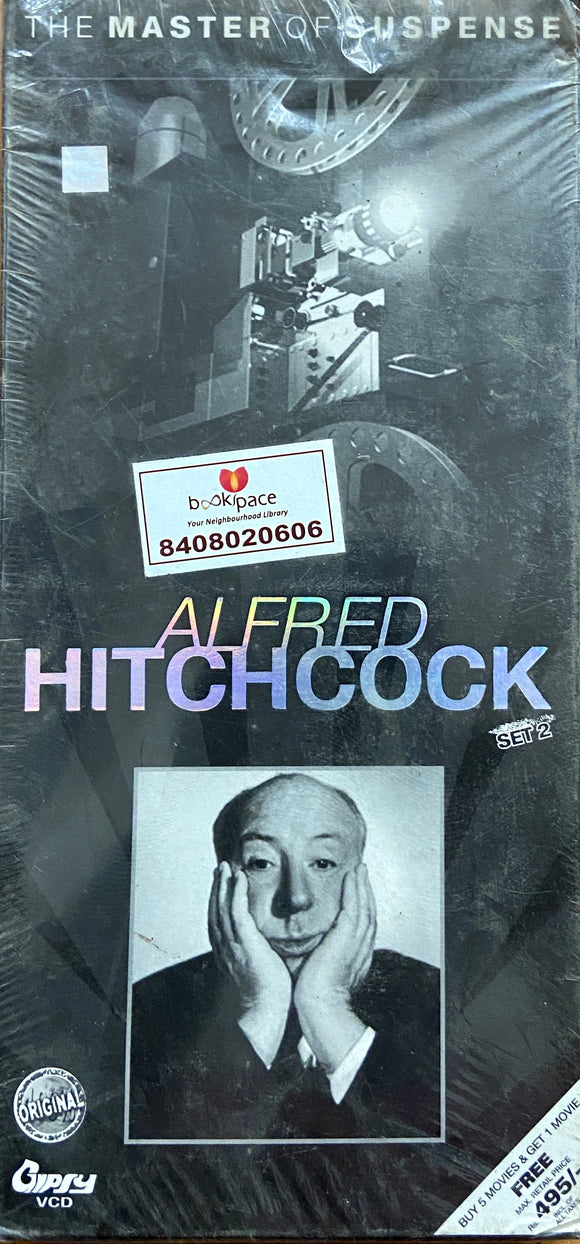 The Master of Suspense - Alfred Hitchcock - VCD