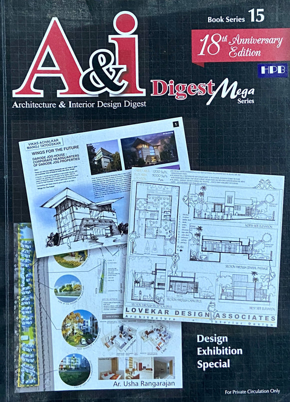 A&i Digest 18th Anniversary Edition
