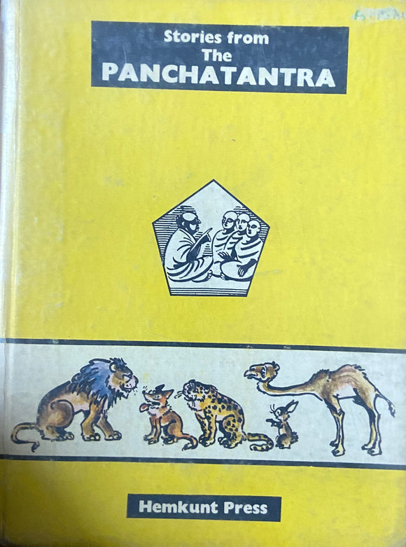 Stories from the Panchatantra by Hemkund Press
