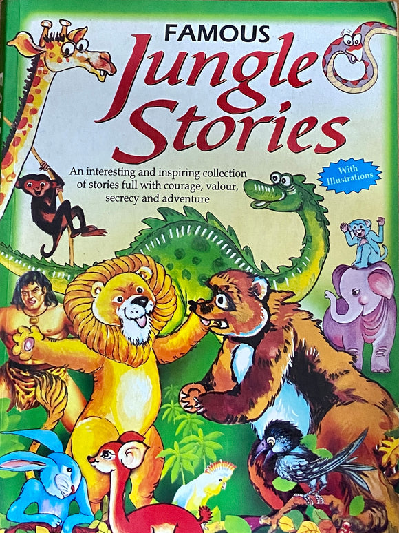 Famous Jungle Stories