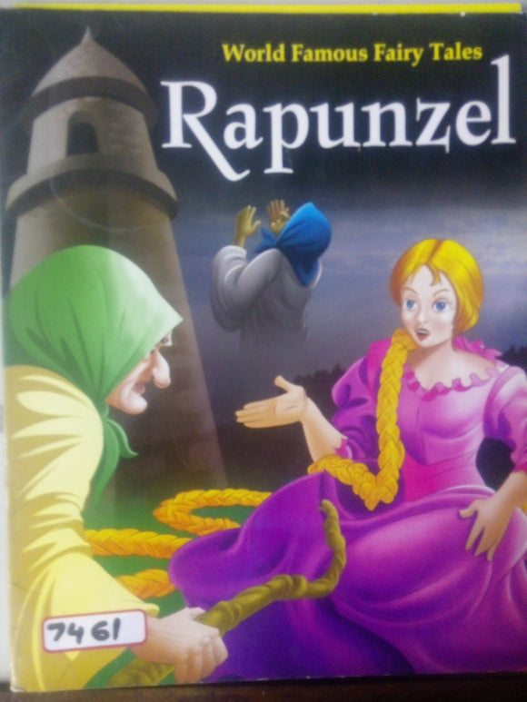 World famous fairy tales Rapunzel