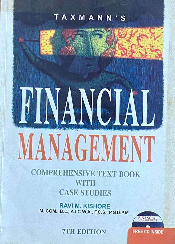 Financial Management by Ravi M Kishore