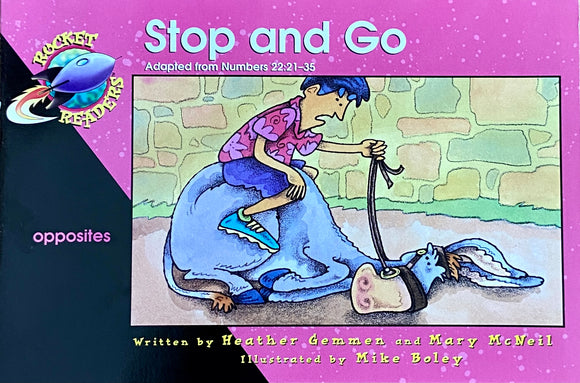 Stop and Go by Heather Gemmen