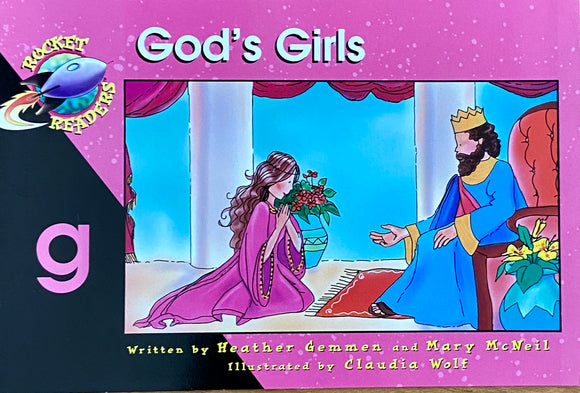 Gods Girls by Heather Gemmen